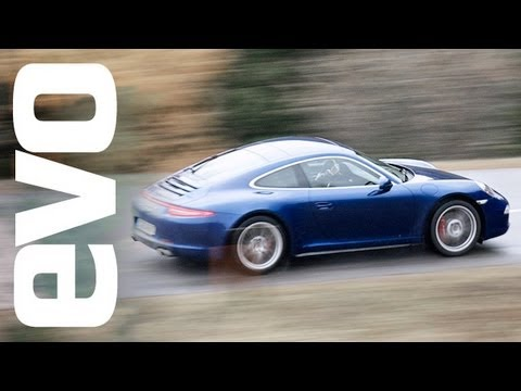 Porsche 911 Carrera 4S - evo review