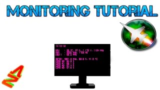 Monitoring mit Afterburner+Rivatuner Turorial in Games by AZ3ROX