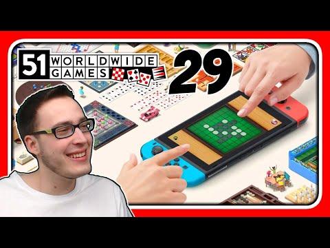 START um 19 Uhr! 51 Worldwide Games [Nintendo Switch / Deutsch / Multiplayer] (Stream 29)