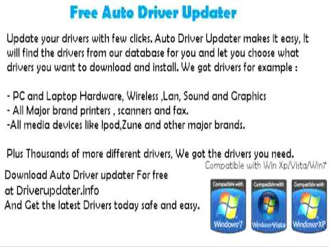 Totally Free Driver Updater