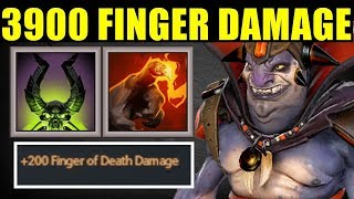 Ez One Shot Finger Imba 7.20 | Dota 2 Ability Draft