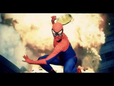 The Amazing Spider-Man 2 - trailer by Cyber Marian