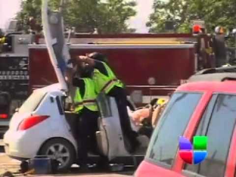Muere Motorista de Burbank en Hospital Luego de 10 Días de Aparatoso Accidente