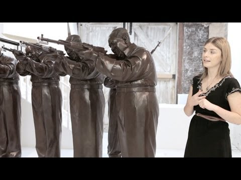SHOWstudio Shop: Death Exhibition tour