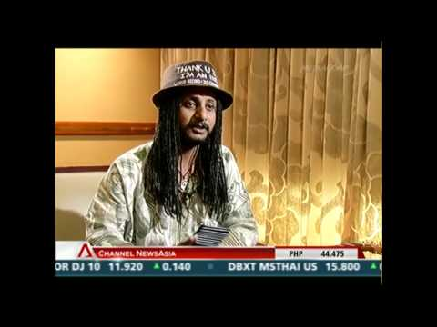 Benny Prasad-World Record-Channel News Asia-Singapore