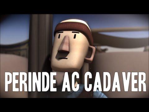 """""""Perinde Ac Cadaver"""" ESRA 3D"""