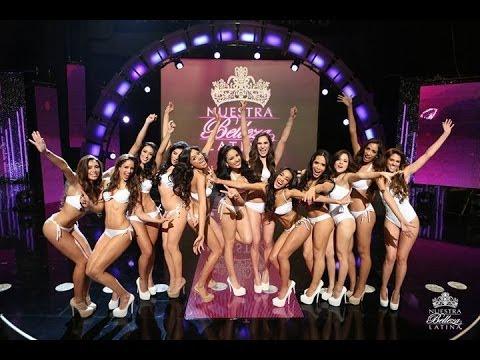 Nuestra Belleza Latina 2014 Segundo Programa