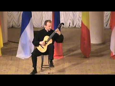 Paolo Pegoraro plays F. de Fossa: Divertissement op. 13 n° 2