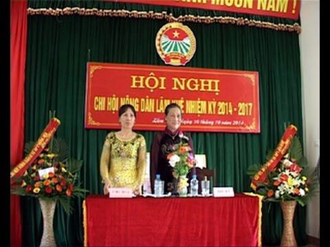 Chi hội nông dân Lãm Khê phường Đồng Hòa tổ chức hội nghị nhiệm kỳ 2014 2017
