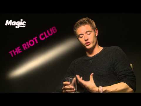The Riot Club lads talk 'Boys Clubs' and famous dads…