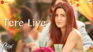 Tere Liye | Fitoor | Aditya Roy Kapur, Katrina Kaif | Sunidhi Chauhan | love song