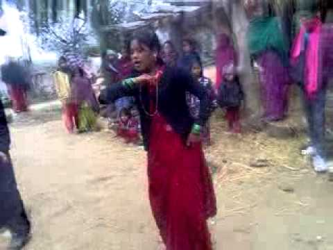 Lesliganj Ka Dehati Dance video