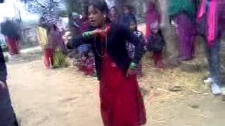 lesliganj ka dehati dance
