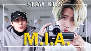 Stray Kids – 'M.I.A.' Performance Video REACTION!!