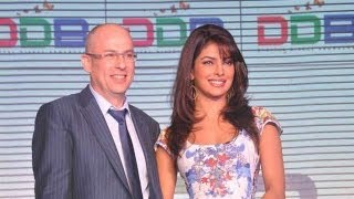 Priyanka Chopra Unveils DDB Technology !