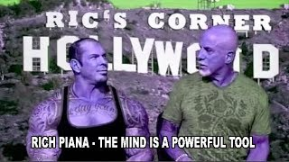 """Rich Piana 'The Mind Is a Powerful Tool"""""""
