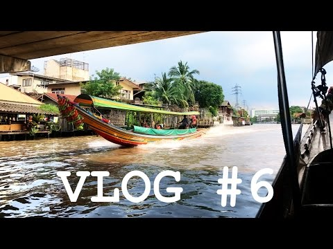 Tajlandia I Już | Vlog #6