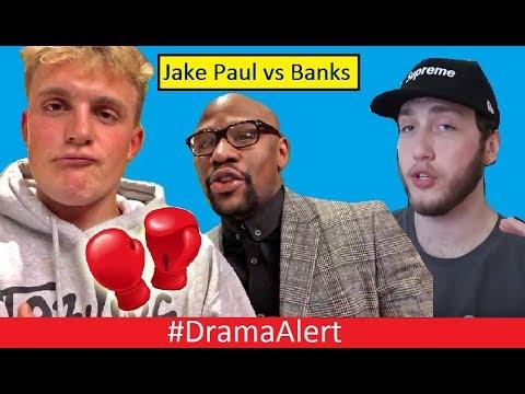 Jake Paul & Floyd Mayweather? #DramaAlert Banks vs Jake Paul! KSI , Billy Mitchell EXPOSED!