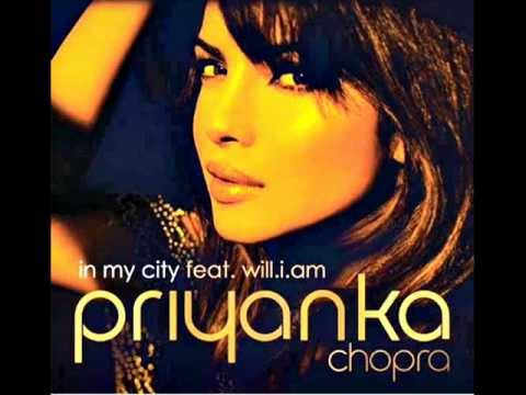 Priyanka Chopra -in My City Ft Will- Iam (audio) video