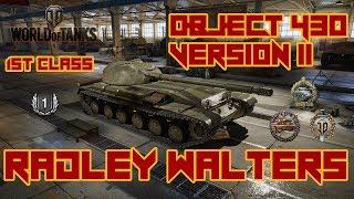World of Tanks // Object 430 II // 1st Class // Radley Walters // Xbox One