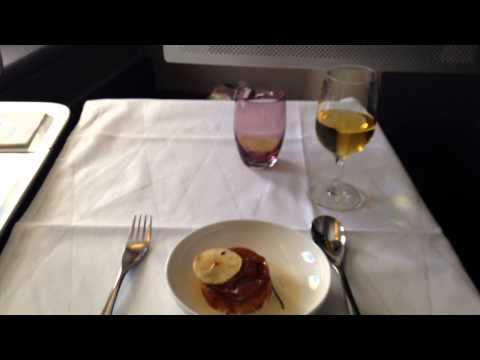 British Airways A380 First Class London Heathrow to Los Angeles