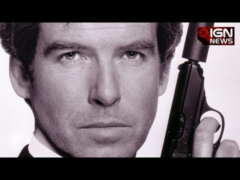 IGN News - Pierce Brosnan Calls His James Bond