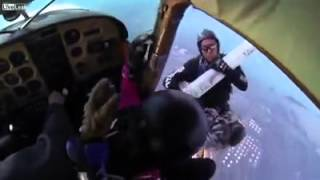 2 Planes Collide in Terrifying Skydiving Accident Caught on Tape