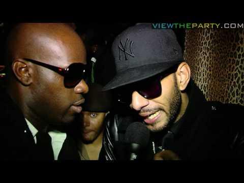 SWIZZ BEATZ / DJ Suss.One / DJ K BLACK Interview @ M2 - 11/13/09- Part 6 of 6-HD