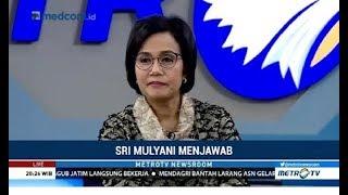 Sri Mulyani Jawab Tuduhan APBN Bocor dan Menteri Pencetak Utang