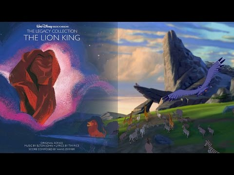 The Lion King - Circle of Life (Instrumental Demo) with animation