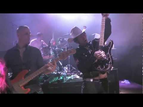 LA Guns (Tracii Guns&Dilana) Sex Action-Whole Lotta Love - Jaxx - 11-12-11