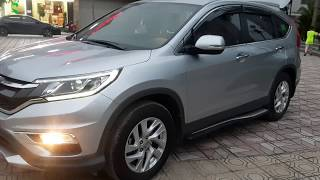 [BÁN GẤP] Honda CRV sản xuất 2017 CỰC MỚI [Xetot360]