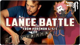 POKEMON - Champion Lance/Red Battle || Metal Cover by RichaadEB