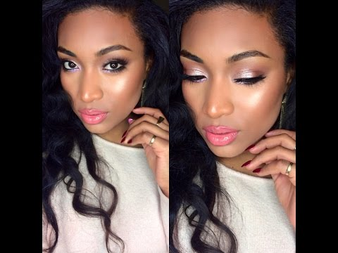NEW YEAR'S EVE (MAKEUP TUTORIAL)
