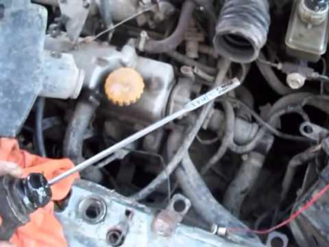 Видео как проверить масло в коробке ВАЗ 2114