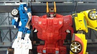 Combiner Wars Scattershot/Betatron Transformers Review