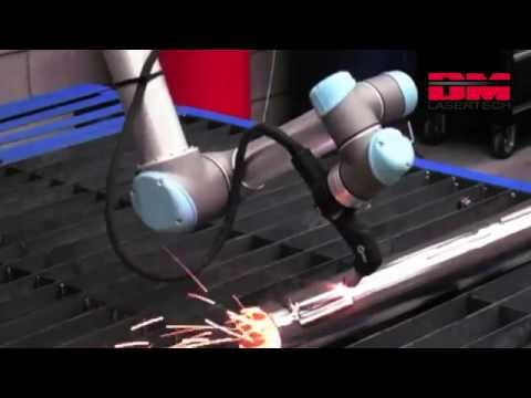 RPDM 14 Robotic Cutting Cell