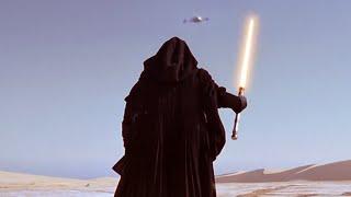 Darth Maul vs Qui-Gon Jinn on Tatooine HD720p