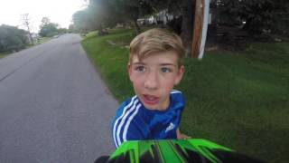 GoPro on 20 Mph RC car!!!!