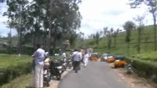 Valparai KOOLANGAL RIVER studnt death.wmv