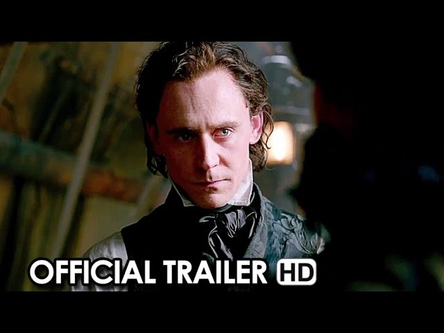 Crimson Peak Official Trailer (2015) - Tom Hiddleston, Jessica Chastain HD