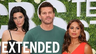 David Boreanaz And His 'SEAL Team' Talk Prepping For Their Roles