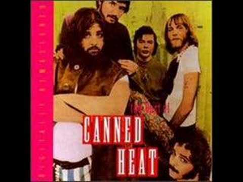 Canned Heat - Amphetamine Annie
