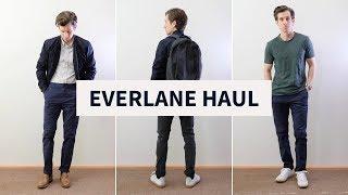 Everlane Haul 2019 | Trying On Everlane Men's Clothing