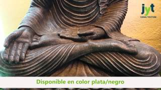 Figura buda zen para jardin tienda online muebles jardin