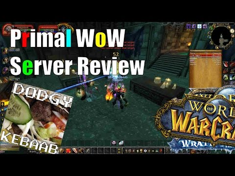 Primal WoW Server Review