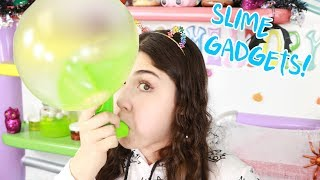 SLIME GADGETS ARE HERE! I tested out slime gadgets! Slimeatory #467