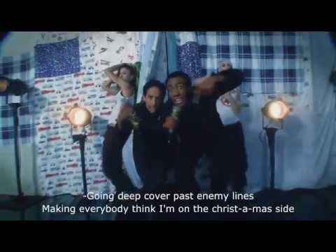 Troy & Abed's - Christmas Rap (Community TV Series + EN Subtitles)