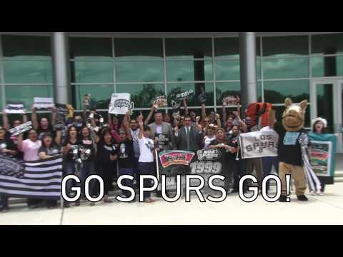 Palo Alto College Spurs Fan Video