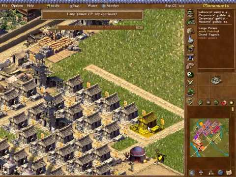 Let's Play Emperor: Rise of the Middle Kingdom - 62 (END)